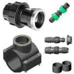 pipe fittings and accessories for  water and irrigation