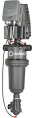 taf series self-cleaning water filters amiad